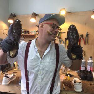 Сергей Минаев - Английская обувь