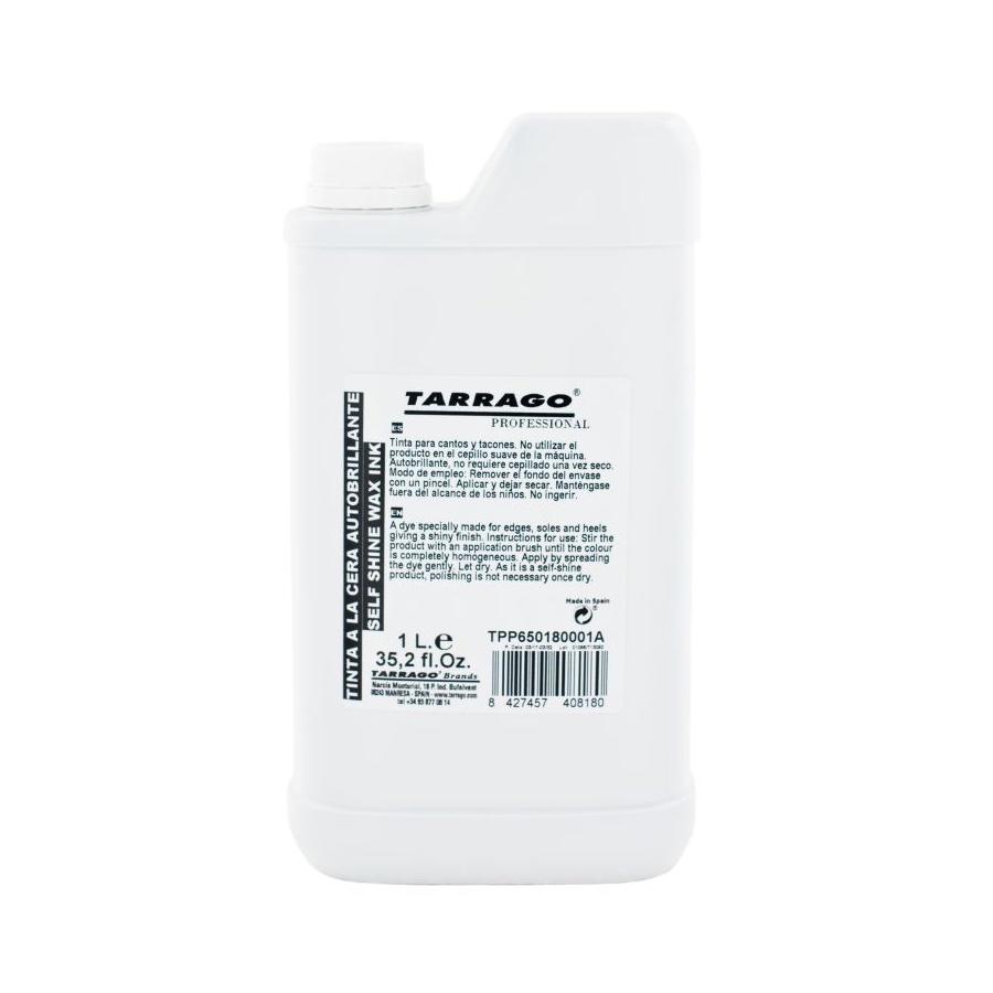 Краска для ранта каблуков и подошвы Self Shine Wax Dye Tarrago 1 литр TPP65