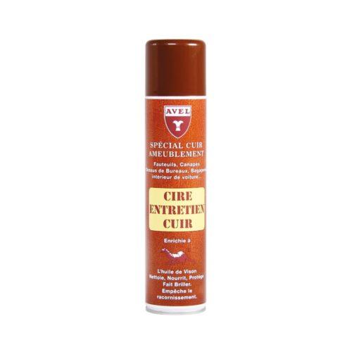 Пропитка для всех видов кожи текстиля и материалов Anti Taches Cuir Avel 400мл sphr4047
