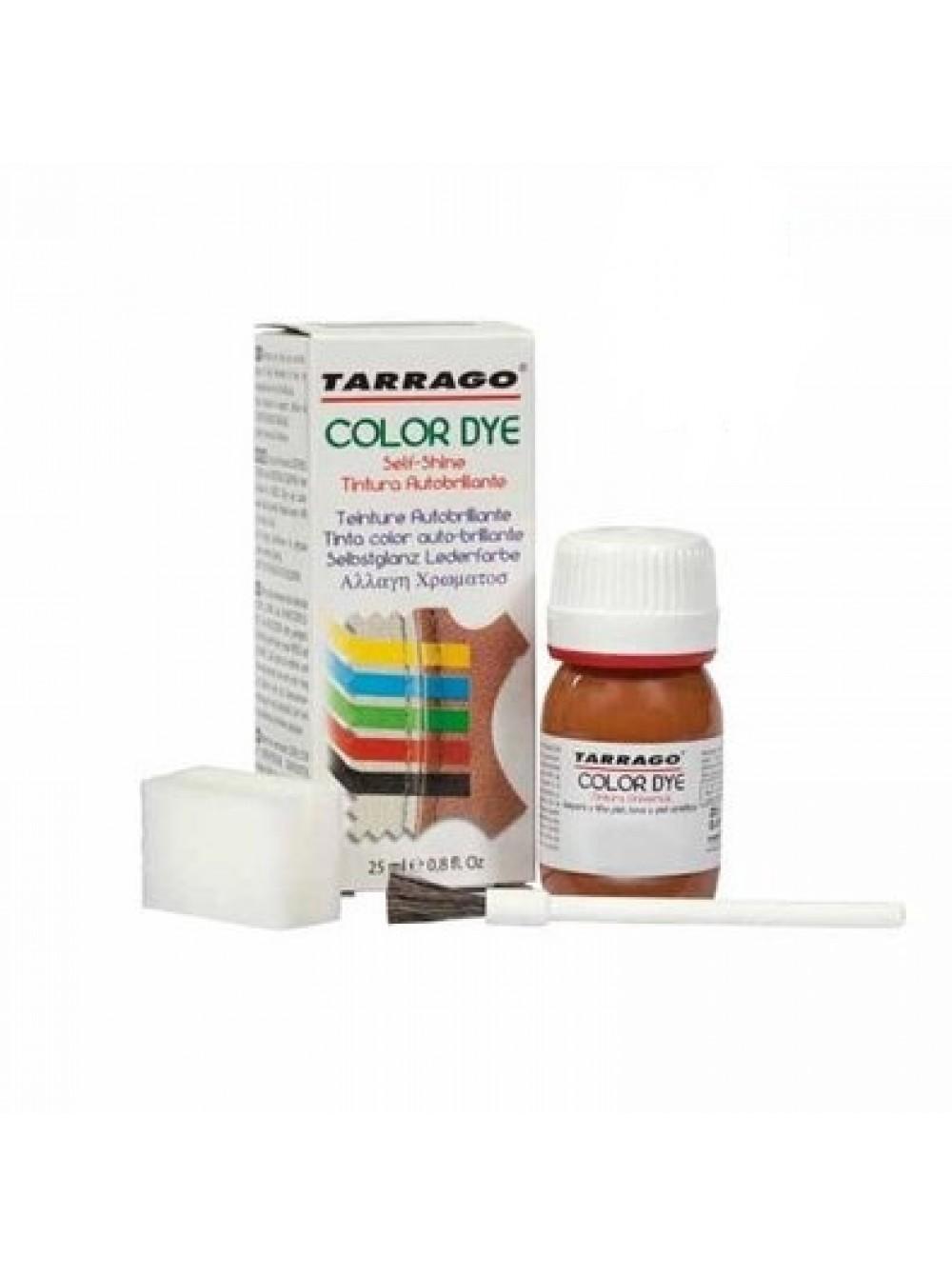 Краситель для гладкой кожи Color Dye — Tarrago, 25 мл.