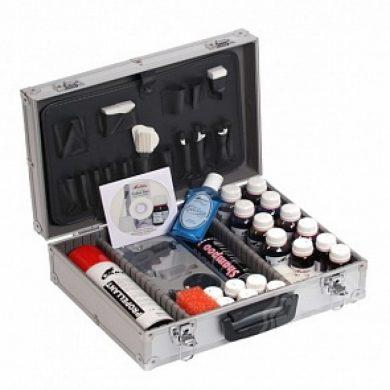 Профессиональный набор для ремонта и покраски кожи — Tarrago