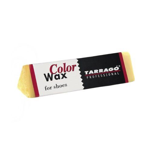 Воск полировочный для обуви Color Wax Tarrago 140гр TPV69