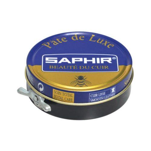 Гуталин для обуви Saphir pate de luxe 50ml sphr0002