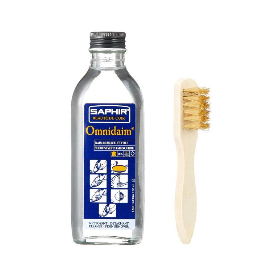 Очиститель для замши Omnidaim Saphir 100мл sphr0214