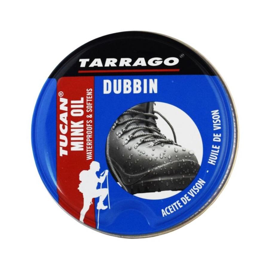 Крем-пропитка для туристической обуви Tucan Mink Oil Tarrago 100 мл TTL53