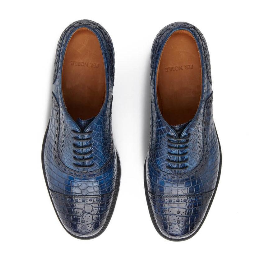 Обувь крокодил