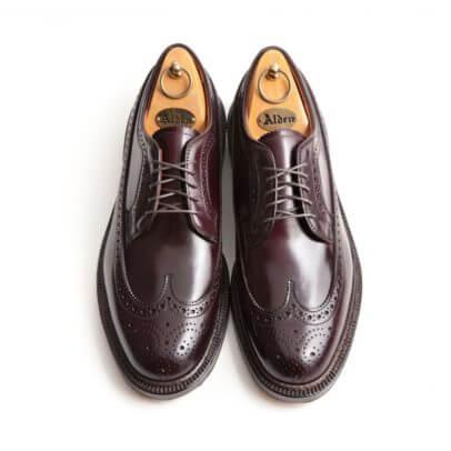 Обувь Alden Shell Cordovan