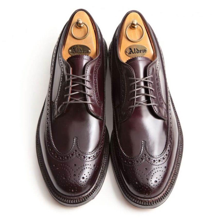 Уход за обувью из Cordovan